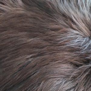 Schapenvacht bruin