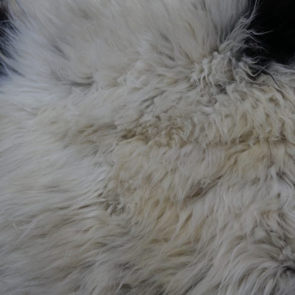 WOOOL Schapenvacht 178 Gevlekt (Close-Up)