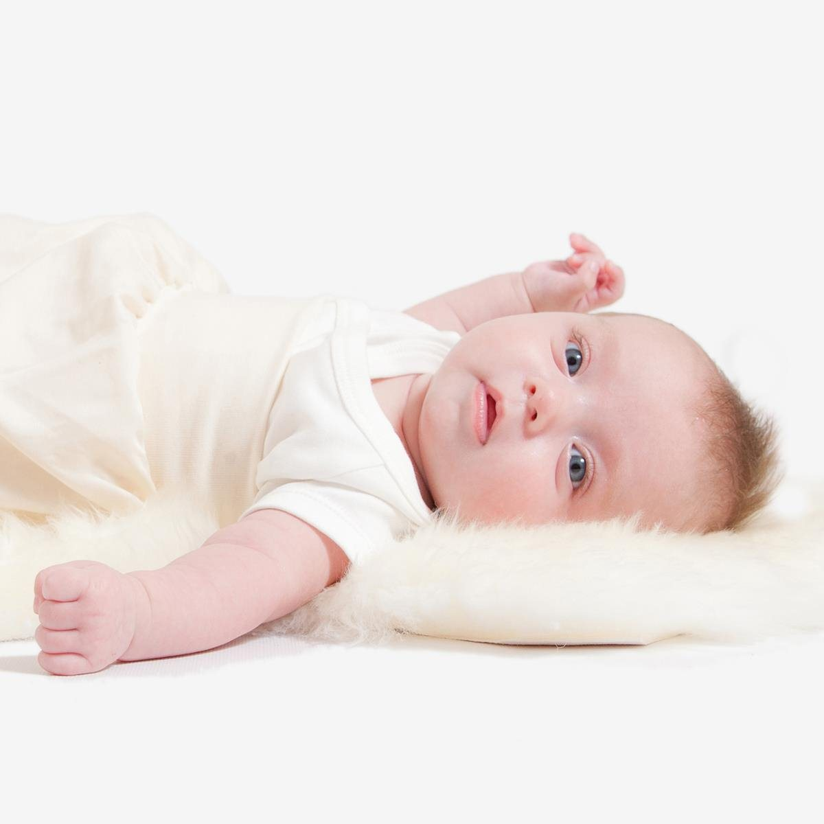 Schapenvacht Baby