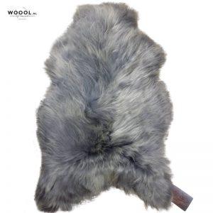 WOOOL Schapenvacht - IJslands Grijs XL (1)